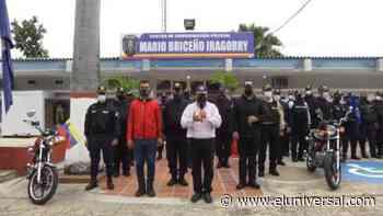 Aragua: Reinauguran Centro de Coordinación Policial en el municipio Mario Briceño Iragorry - El Universal (Venezuela)