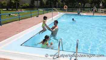 Las piscinas de Zaragoza acogen a casi 26.500 usuarios en dos días - El Periódico de Aragón