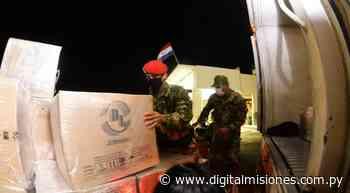 "Llegó donación de 150.000 dosis: ""Viva México"", dijo Euclides Acevedo - digitalmisiones.com.py"
