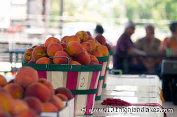 Stonewall Peach JAMboree is June 17-19 - The Picayune