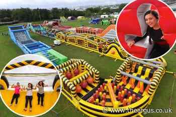 Labyrinth Challenge coming to South of England Showground