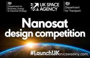 UK gov funds nanosatellite competition for decarbonisation