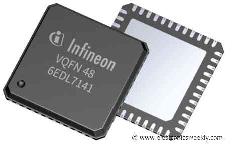 Infineon adds to three-phase gate drivers