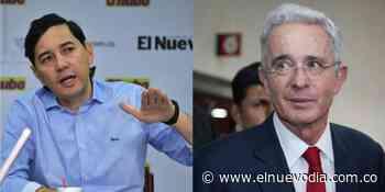 Alcalde Andrés Hurtado le respondió a Álvaro Uribe sobre busetas vandalizadas en Ibagué - El Nuevo Dia (Colombia)