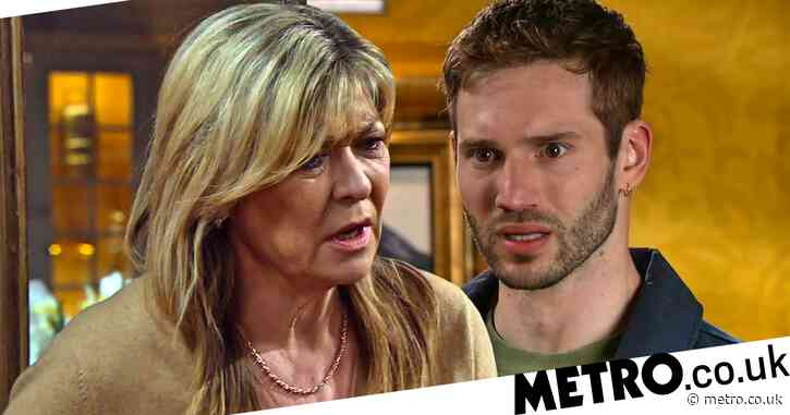 Emmerdale spoilers: Claire King reveals heartbreaking moment Jamie is told Kim Tate is dead