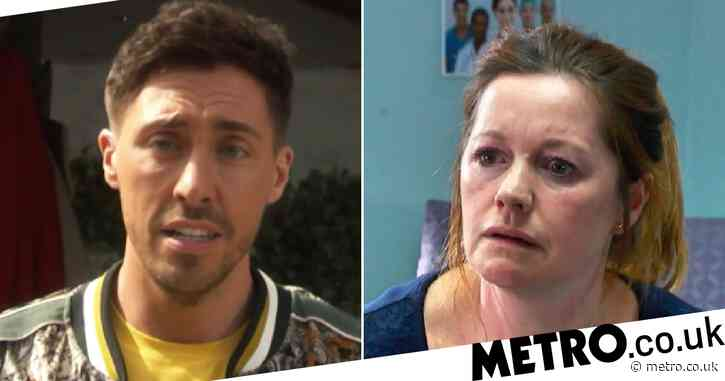 Hollyoaks spoilers: Diane Hutchinson kicks Scott Drinkwell out after baby kidnapping