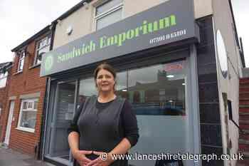 'It was hard work but well worth it':  New 'Sandwich Emporium' opens in Blackburn