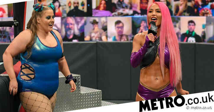 WWE Raw results, grades: Eva Marie returns with debuting Piper Niven as 'mystery friend' destroys Naomi