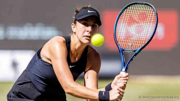 Bett1 Open: Belinda Bencic advances to 2R after tough opener; Madison Keys wins