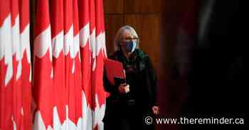 Handing over Winnipeg lab documents has 'national security' implications: Hajdu - The Reminder
