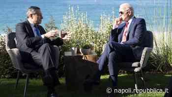 """L'amore di Joe Biden per Capri, il sindaco: """"Lo aspettiamo"""" - La Repubblica"""