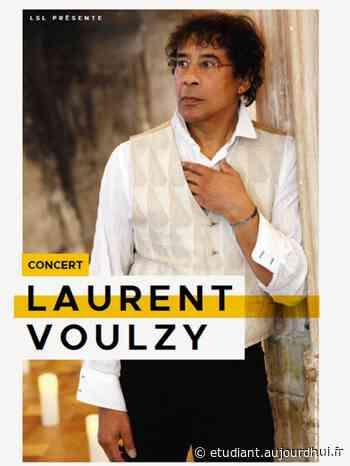 LAURENT VOULZY EN CONCERT - ABBATIALE SAINT SAUVEUR, Redon, 35600 - Sortir à France - Le Parisien Etudiant