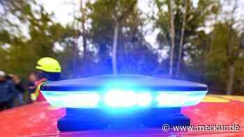 Unfall in Egenhofen: Auto überschlägt sich im Wald: Fahrer verschwindet zunächst spurlos - Merkur Online