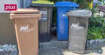 Gibt es auch in Trebur zu wenig Müll? - Echo Online