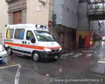 Incidente stradale, grave 80enne - Qui News Valdichiana