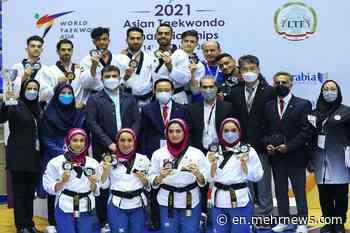 Iran finishes runner up in Asian poomsae taekwondo c'ships - Mehr News Agency - English Version