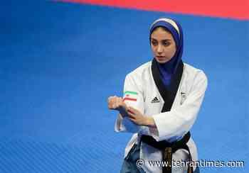 Iran's Salahshouri wins silver at Asian Poomsae Taekwondo Championships - Tehran Times