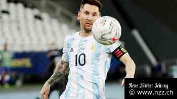 Argentinien startet mit einem 1:1 gegen Chile in die Copa America +++ Golden Knights gewinnen gegen die Canadiens– undweitere Sportmeldungen