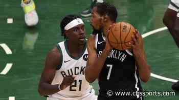 Nets vs. Bucks live stream: Watch NBA playoffs, TV channel, Game 5 tip time, prediction, odds, line