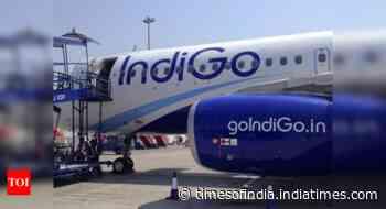 IndiGo flight's tyre bursts while landing, passengers safe