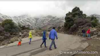 Marcado descenso de temperatura y probabilidad de nevadas para Villa de Merlo - Infomerlo.com