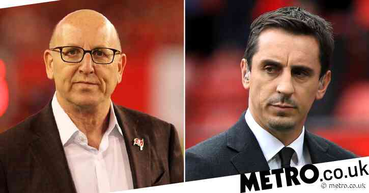 Gary Neville's criticism of Manchester United's owners has been 'heard', claims Joel Glazer
