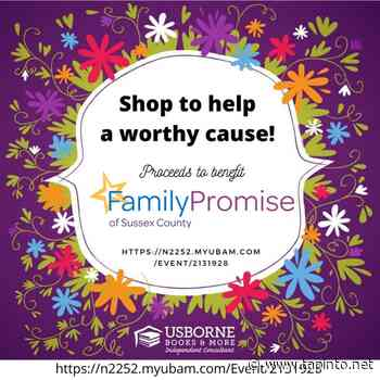 Usborne Books Fundraiser to Benefit Family Promise of Sussex County - TAPinto.net