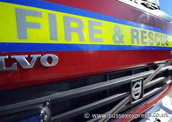 Fire crews called to incident at Newhaven scrap yard - Sussex Express