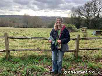 Georgia Taylor: Bridging the gap between East Sussex residents and nature - Green World