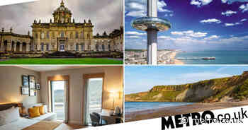 The Hot List: UK staycation experiences from Sussex to Snowdonia - Metro.co.uk