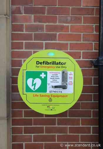 Sussex football club appeals online after vandals smash defibrillator kit - Evening Standard