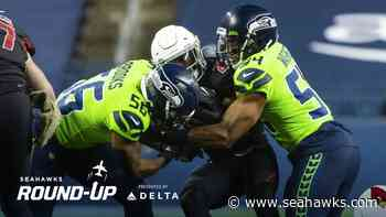 Monday Round-Up: Seahawks Linebacker Unit Among Best In NFL, Pro Football Focus Says - Seahawks.com