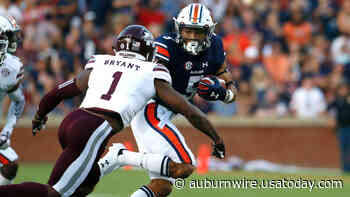 2021 Auburn football player profile, overview: No. 22 Devan Barrett - Auburn Wire