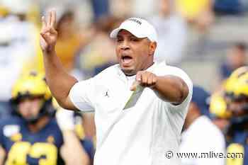 Michigan football lands grad transfer receiver - MLive.com