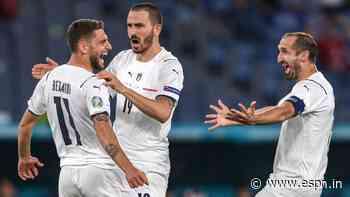 Turkey vs. Italy - Football Match Report - June 12, 2021 - ESPN India