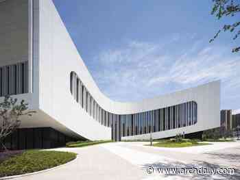 Museum Yibin Science and Technology Museum / TJAD - ArchDaily