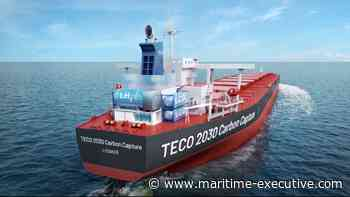 Carbon Capture Using Cryogenic Technology for Storage at Sea - The Maritime Executive