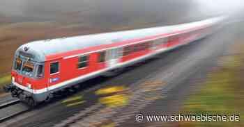 Hergatz: Erneut technische Störung bei Deutscher Bahn - Schwäbische