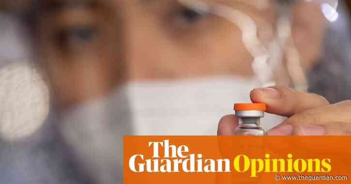 China and the west must now cooperate to achieve global Covid vaccine coverage | Sophie Zinser