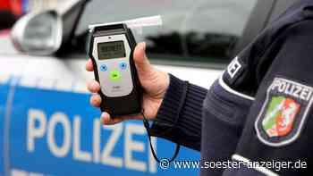 Radfahrer stürzt in Bad Sassendorf im Kreis Soest am helllichten Tage hin - Polizisten fällt ein Geruch auf - Soester Anzeiger