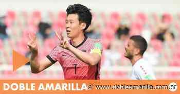 Corea del Sur, con un gol de Son, derrotó a Líbano y avanó - Doble Amarilla