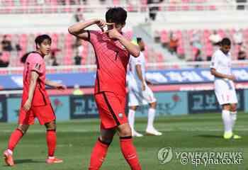 Corea del Sur vence al Líbano para completar una racha invicta en la 2ª ronda de la clasificatoria para la Copa Mundial | AGENCIA DE NOTICIAS YONHAP - Agencia de Noticias Yonhap