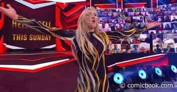 Watch: Rhea Ripley Bloodies Charlotte Flair During WWE Raw Brawl - ComicBook.com