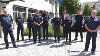 Peiting hat jetzt auch eine Sicherheitswacht: Diese vier Mitglieder gehen ab sofort auf Streife - Merkur Online