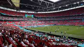 More fans allowed at Wembley Euros games and Wimbledon