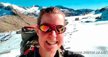 Search for missing Brit hiker resumes 7 months after she vanished in Pyrenees