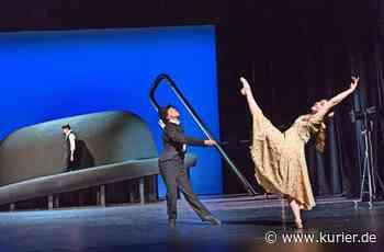 Ballett in Selb: Der doppelte Charlie - Nordbayerischer Kurier - Nordbayerischer Kurier