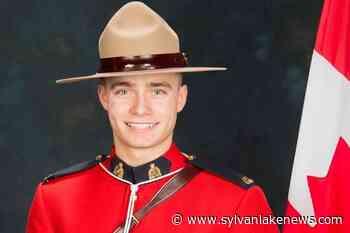 Pair charged in Saskatchewan Mountie's death make first court appearance - Sylvan Lake News