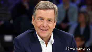 Nach fast 19 Jahren: Claus Kleber steht vor Abschied bei ZDF