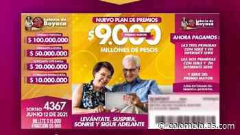 Resultados loterías Boyacá, Cauca, Baloto y más: números que cayeron el 12 de junio - AS Colombia